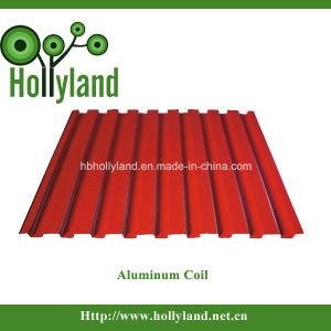 Coated & Embossed Aluminium Coil (HLA1012) pictures & photos
