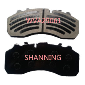 Actros Brake Pads for Truck Wva29179 pictures & photos