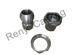 Investment Casting Stainless Steel Coupling pictures & photos