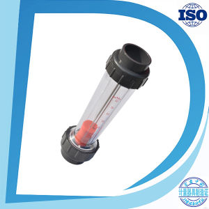 as Plastic Tube Various Flow Range Water Flow Meter pictures & photos
