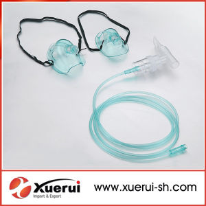Medical Disposable Sterile Nebulizer Mask Kit pictures & photos