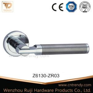 Top Quality Zinc Alloy Door Lock Lever Handle pictures & photos