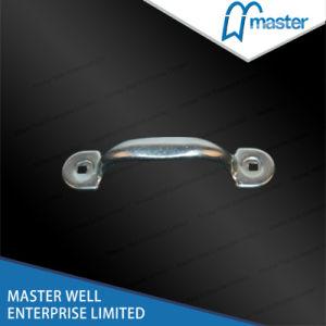 Stainless Steel Door Handle/Sliver Garage Door Handle/China Good Door Handle pictures & photos