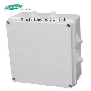 IP65 Protection Plastic Waterproof Electrical Junction Boxes 150*150*70mm pictures & photos