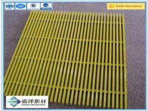 Light Weght, Corrosion Resistance Fiberglass Reinforced Polymer FRP GRP Grating pictures & photos