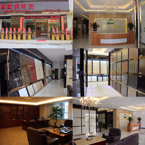 High Quality 3D White Glazed Polished Interior Tiles pictures & photos