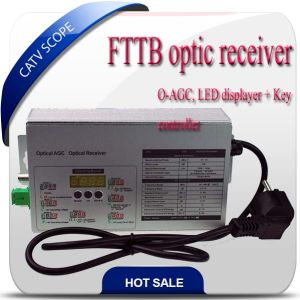 FTTB CATV Smart Fiber Optic Receiver with O-Agc pictures & photos