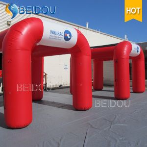 Outdoor Wedding Event Tents Inflatable Camping Party Square Cube Tent pictures & photos