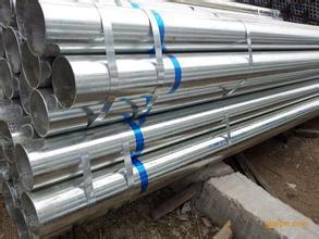 ERW Welded Q235 Low Carbon Hot DIP Galvanized Scaffolding Steel Pipe/Tube pictures & photos