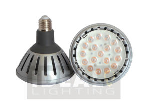 18X1w LED PAR38 Spotlight, 15/30/45 Degree Beam Angle pictures & photos