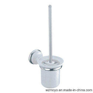 Zinc Ceramic Toilet Brush Holder pictures & photos