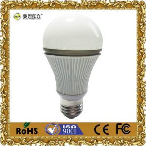 8W/10W/12W E27 Plastic Plus Aluminium LED Bulb
