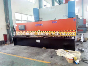 CE ISO Certified Hydraulic Swing Beam Shearing Machine pictures & photos
