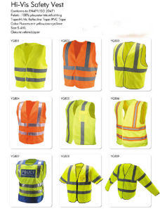 Safety Colthing, Safety Vest pictures & photos