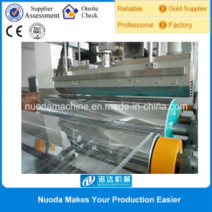 Single Screw PE Cast Film Extrusion Line