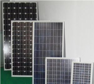 260W Solar Monocrystalline Module with CE Certificate pictures & photos