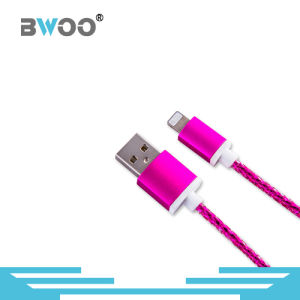 Colorful Hot Selling Data USB Cable for All Mobile Phone pictures & photos