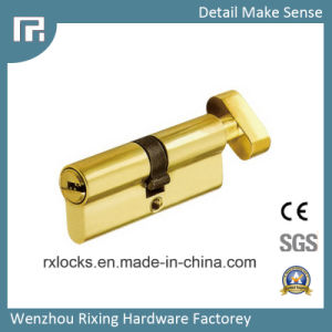 70mm High Quality Brass Lock Cylinder of Door Lock Rxc18 pictures & photos