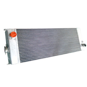 Hot Sale Aluminum Plate and Bar Radiator pictures & photos