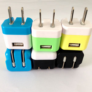 5V, 1A Universal USB Car Charger Manufacturer pictures & photos