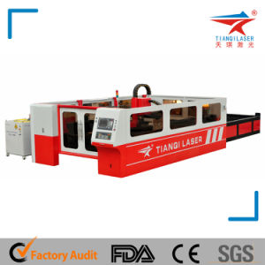 Metal Precision for Fiber Laser Cutting Machine (TQL-LCY620-3015) pictures & photos