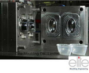 PP Plastic Injection Moulding Part and Mould for Household Products