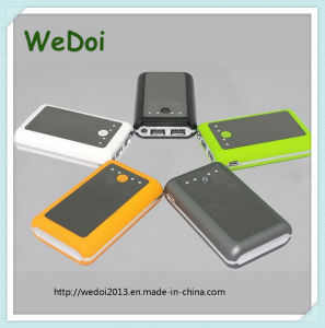 6000mAh Business Style Mobile Power Supply with CE (WY-PB61) pictures & photos