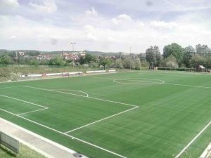 Madrid Football Pitch for Synthetic Turf pictures & photos