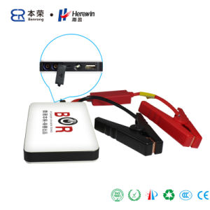Multi-Function Mini Auto Starter Car Parts Jump Starter with Li-Polymer