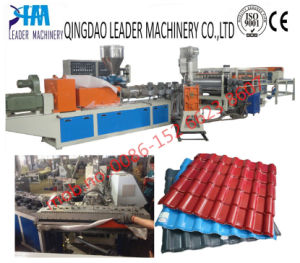 1040mm Width UPVC/PVC Roofing Sheet Making Machine pictures & photos