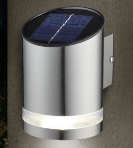 Solar Pillar Stainless Steel Wall Light pictures & photos