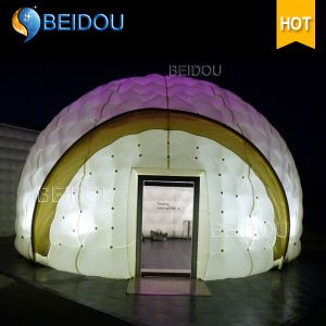 LED Inflatable Camping Garden Gazebo Tent Event Party Wedding Dome Giant Tent Inflatable pictures & photos