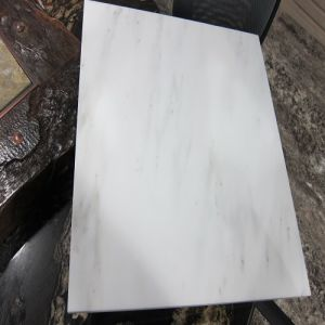 Polished Starry White Marble Tiles for Flooring/Wall/Bathroom Tiles/Stair Steps pictures & photos