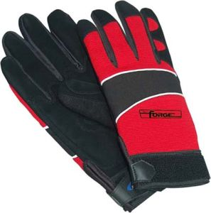 Safety Products Mechanic Glove Plain Palm & Finger Work Glove DIY pictures & photos