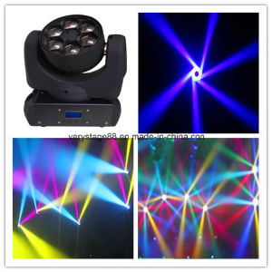 6PCS 15W RGBW in 1 Osram LED Bee Eye Disco Light pictures & photos