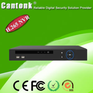 9CH H. 265 2xhdd IP Network Video Recorder NVR (CK-A9309PN) pictures & photos