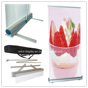 Single Side Display Banner Roll up (DW-R-S-19 85CM) pictures & photos
