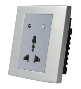 Smart RF Luxurious Wireless Remote Control Socket pictures & photos