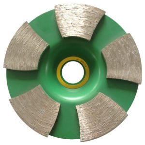 High Segment Diamond Grinding Wheel