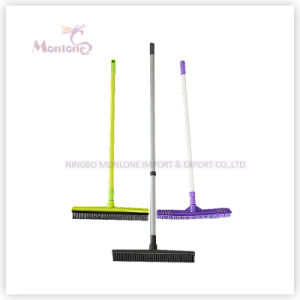 Household Cleaning Retractable/ Telescopic Plastic Broom pictures & photos