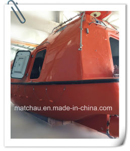 China Manufacture Sale F. R. P. Totally Enclosed Lifeboat pictures & photos