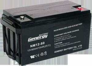 12V 80ah Gel Long Life Battery (NM12-80L)