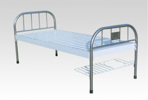 Manual Medical Bed for Stainless Steel (FM-614)