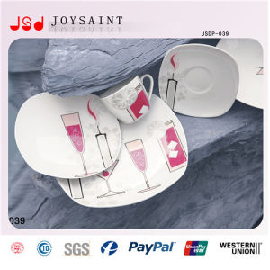 Promotional Porcelain 30PCS Dinner Set pictures & photos