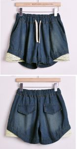 Jeans Skirt for Girls Women Clothing (JC2119) pictures & photos