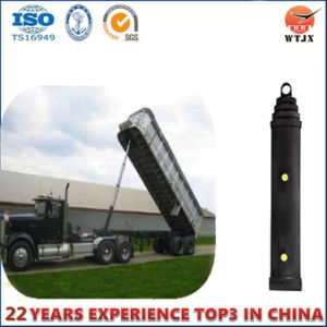 Parker Type Front End Tipping Hydraulic Cylinder for Dump Truck pictures & photos
