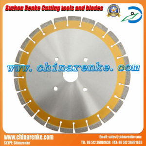 Diamond Bridge Saw Blade for Sandstone/Marble/Granite Cutting pictures & photos