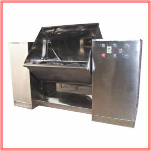 Stainless Steel Horizontal Ribbon Mixer pictures & photos