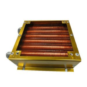 Stainless Steel Heat Exchanger for Beauty Instrument pictures & photos