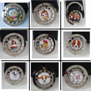 New Product Twelve Chinese Zodiac Signs Bag Hanger pictures & photos